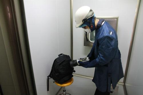 模拟放射性物质入境!日照口岸举行核与辐射突发事件应急处置演练