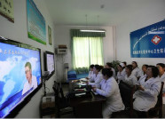 山东卫生援疆:搭建信息高速路 共享优质医疗资源