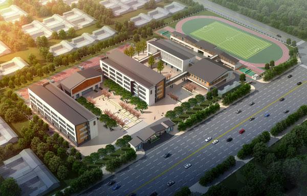 总投资6亿元 德州经开区6所新校9月投用