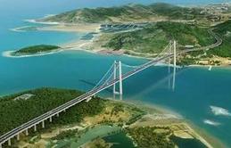 3310米!威海将建跨海大桥 乳山开车10分钟到海阳