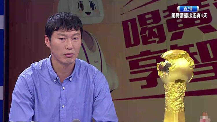 宋黎辉:对于大连一方目前的成绩感到很遗憾