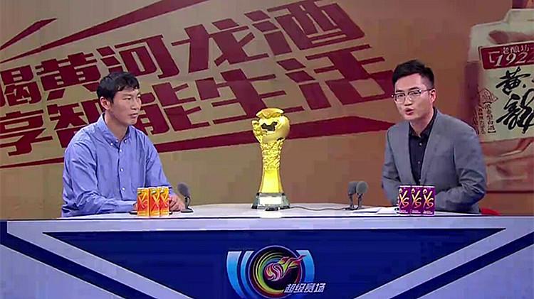 宋黎辉谈大连足球重回顶级联赛:一直心系家乡球队
