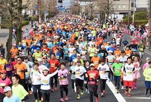 2018日照女子樱花马拉松赛4月21日鸣枪开跑