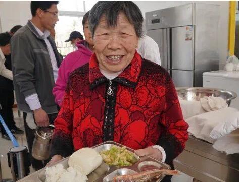 """""""免费午餐""""实现了!就在莱山经济开发区曹家庄社区"""