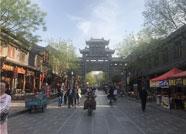青州:名家字画齐聚艺术小镇 明清古城积淀深厚历史人文