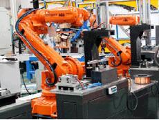 工业机器人等新产品迅速增长 装备制造业成山东工业发展动力源