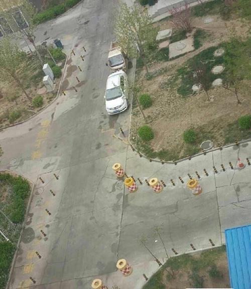 滨州一小区内设置障碍阻碍消防车通行 物业被罚款拘留