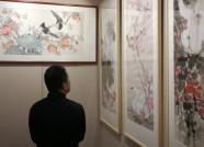 中国画都画廊周暨全国名家艺术展开幕 5000余幅精彩画作齐聚潍坊
