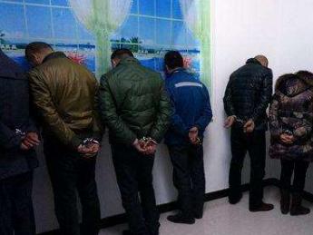 张店警方打掉一重大容留、吸贩毒团伙 抓获10名团伙成员