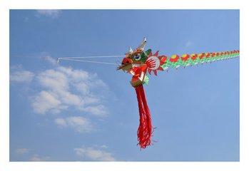 第35届潍坊国际风筝会21日举行 万人放飞滨海风筝放飞场