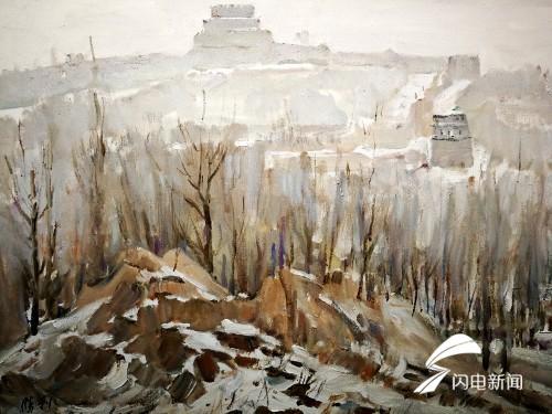 可见之诗·第三届中国油画风景作品展向30位画家颁出大奖