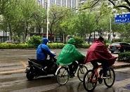 """今天山东大雨继续局地暴雨 周三起回温 """"五一""""气温超30℃"""