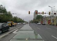 潍坊东方路胜利街部分路段实行封闭施工