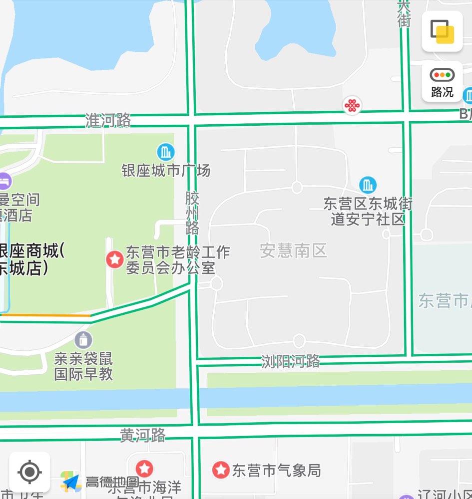 周知!东营胶州路银座东出口路段限时禁止左转!