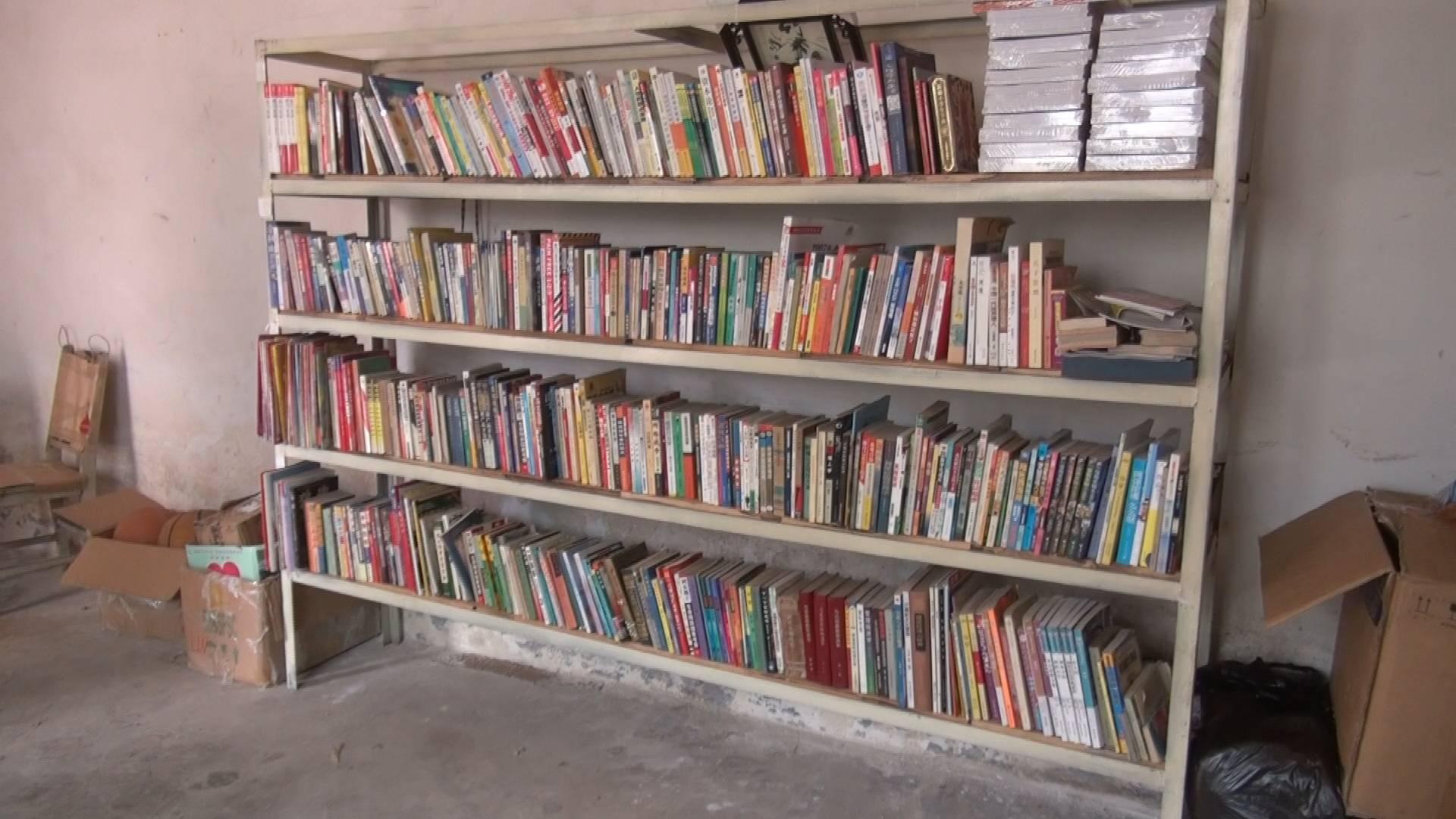 小学生列出一张书单…这个爱心书屋急需小学生读物