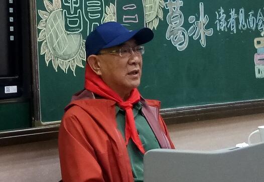 """著名儿童文学作家葛冰走进济南6所小学  分享创作""""心法"""""""