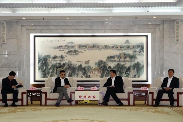 洪泰资本控股与力诺集团战略合作 助推济南新旧动能转换