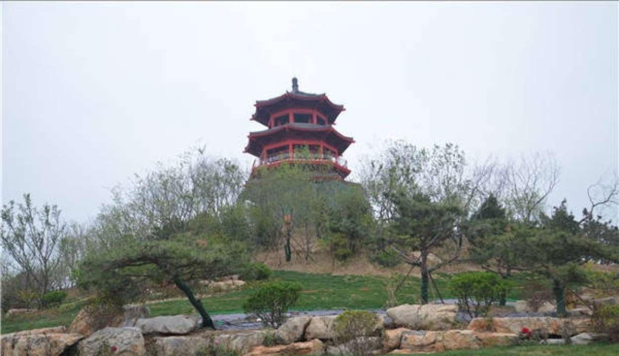淄博高新区猪龙河生态景区建设完成95% 6月底开园迎客