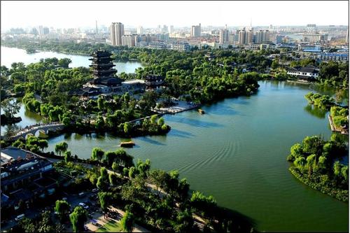 济南启动2018泉城环保利剑行动 打赢全市污染防治