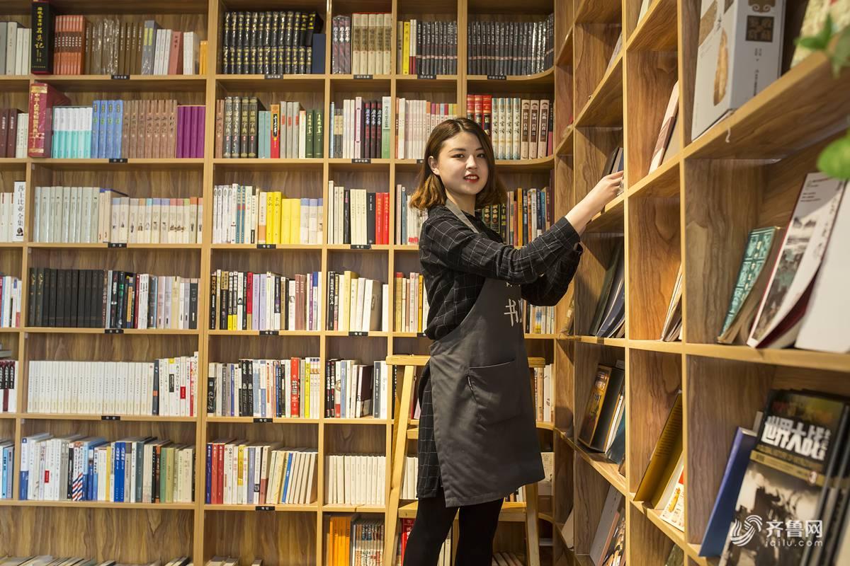 实拍滨州各行业营业员微表情  女性居多还有大学生
