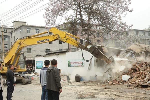济南以拆促签再掀新高潮 双龙城中村改造开启加速时代
