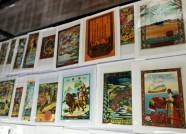 百年潍县商标收藏展!500余枚老商标见证城市发展历程
