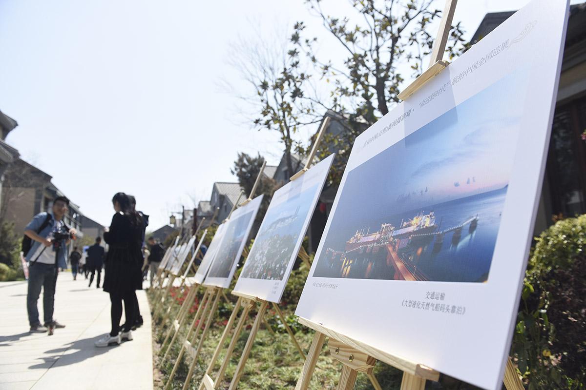 14个权威新闻单位摄影展亮相首届中国新闻摄影周