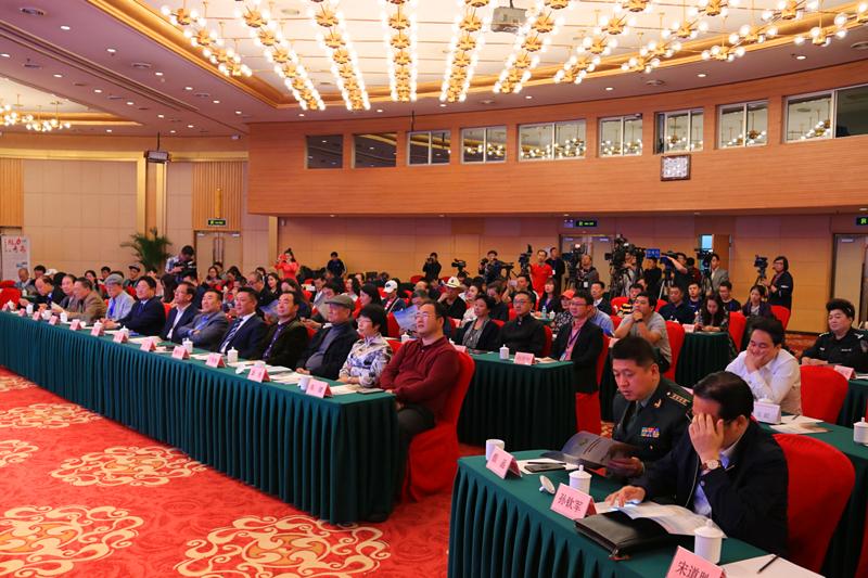 中华传统文化青少年影视嘉年华在京启动 崂山成为永久举办地