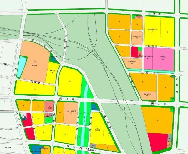 速看!菏泽城区这9个拆迁地块详细规划方案出炉!