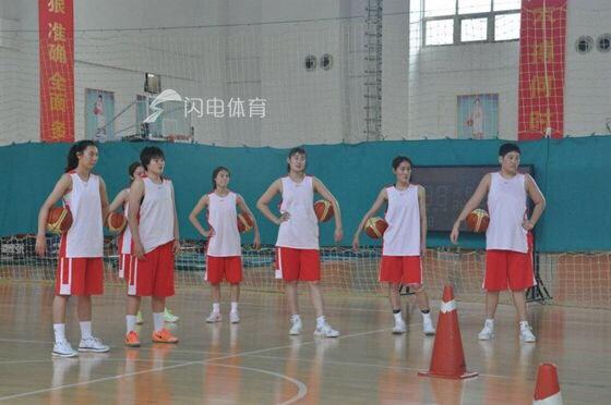 山东高速女篮两悍将回归 多名青年队员一队试训
