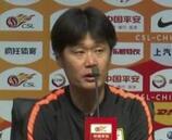 《超级赛场》采访李霄鹏:解释蒿俊闵被换下 评价西塞表现
