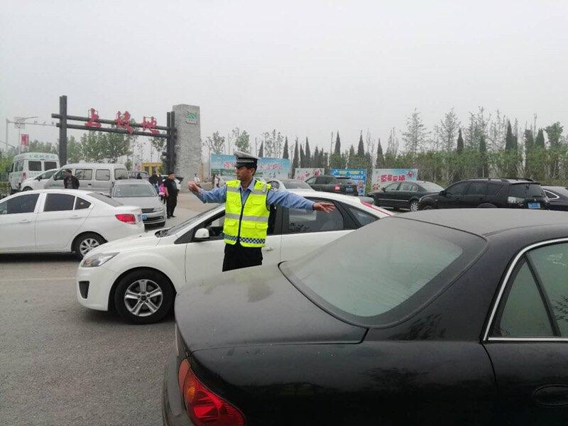 科学疏导保畅通 五一期间淄博道路安全形势平稳