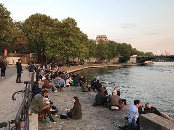 细节不可忽略!24图带你领略不一样的巴黎