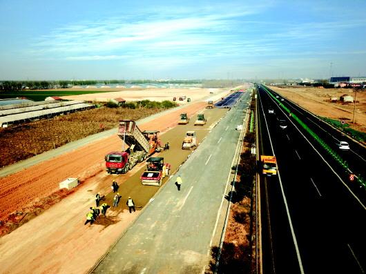 济青高速改扩建施工最新异常路况汇总 驾驶员出行注意