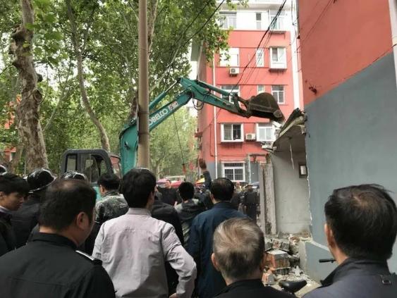 多、快、亮、稳!济南市中区二期拆违台账完成过半
