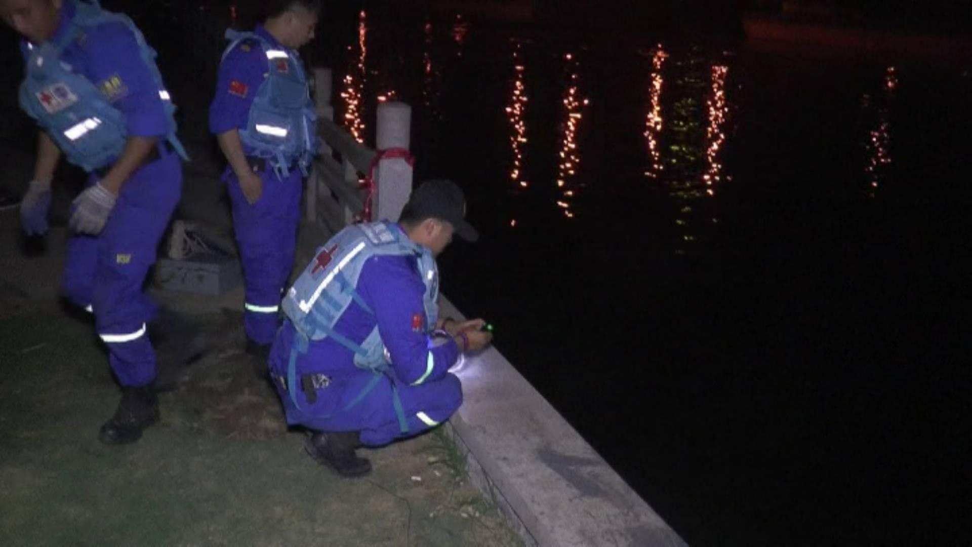 62秒|惨剧!5月4日晚济南2名女子溺亡 1名获救