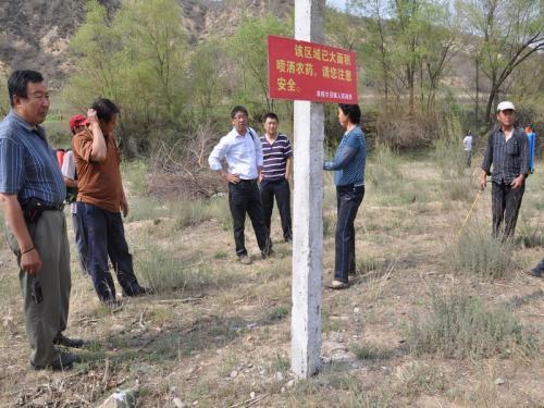 淄博两处林业有害生物中心测报点晋升国家级中心测报点