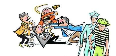 淄博:只因感情纠纷 女子伙同三男殴打、勒索男方均被判刑