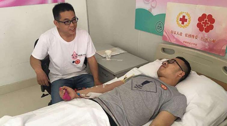 """""""更多人会和我同样选择"""",捐献造血干细胞是这个山东小伙的选择"""