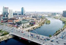 枣庄一季度全市生产总值实现597.31亿