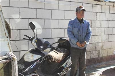 淄川:随身带94把钥匙专偷电动车 男子出狱后跨区盗窃被抓