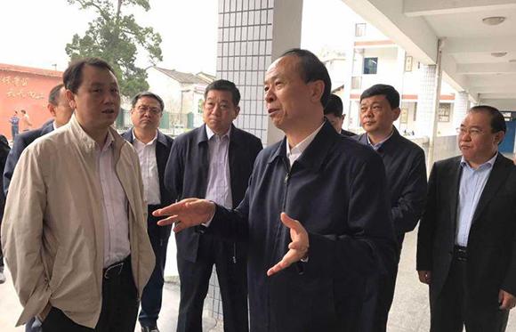 德州党政代表团到重庆秀山调研对口扶贫协作