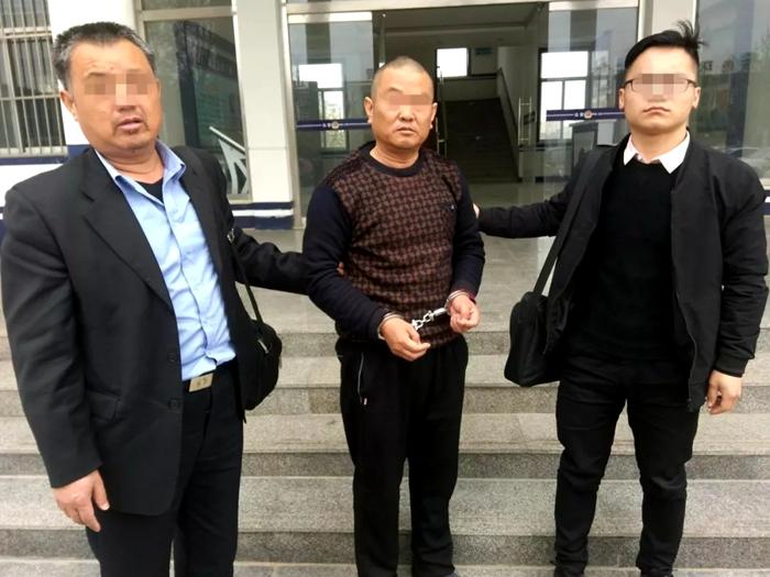 抢劫杀人后潜逃26年 莘县一嫌犯最终宁夏落网