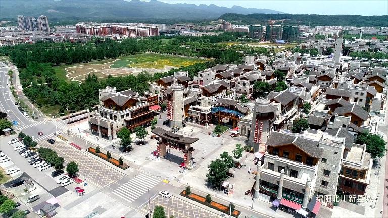 汶川十年 美丽涅槃丨从山崩地裂到新城崛起,3分钟航拍看震区巨变