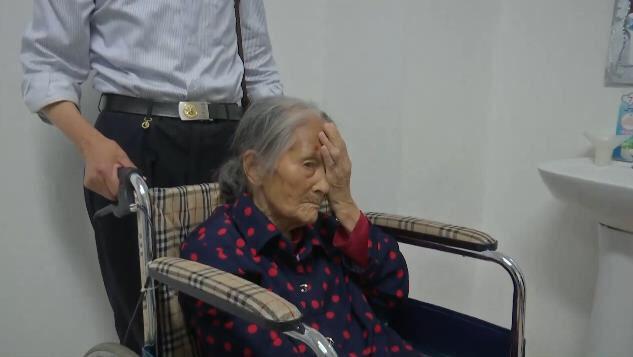 北川光明行丨8旬老人左眼手术顺利完成