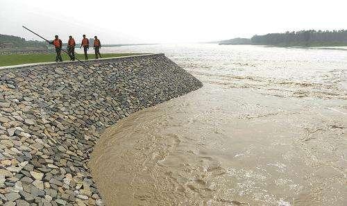 据预测,今年山东黄河流域主汛期降水较同期偏多0~2成