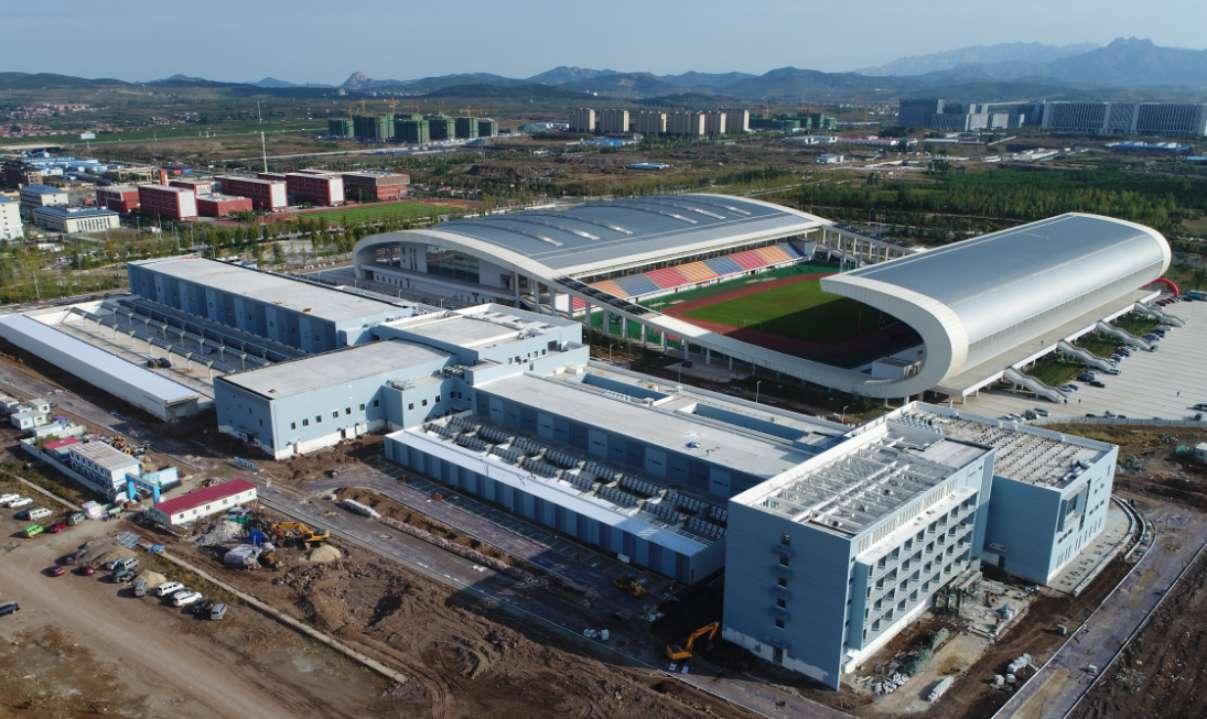 青岛市射击运动中心项目完工 将承办省运会射击赛事