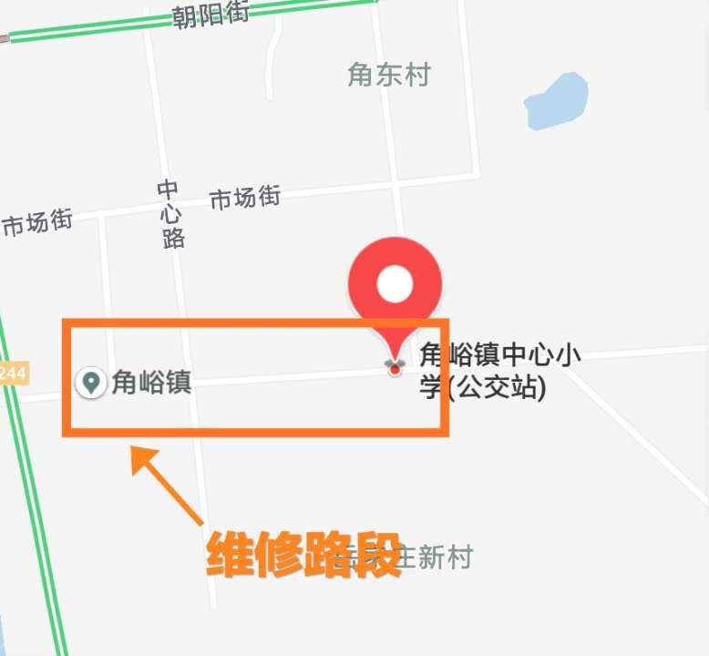 泰安公交224线路今起调整 取消柴庄村、鲁西村2个站点