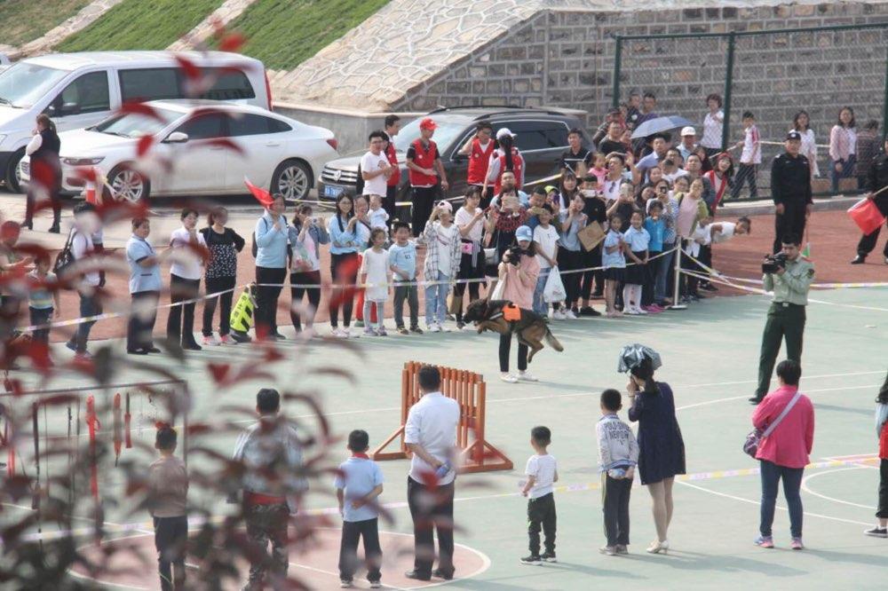 山东省防震减灾科技园开放日活动成功举办