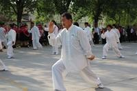 全省太极拳展示大联动5月19日启动 预计7万余人参与